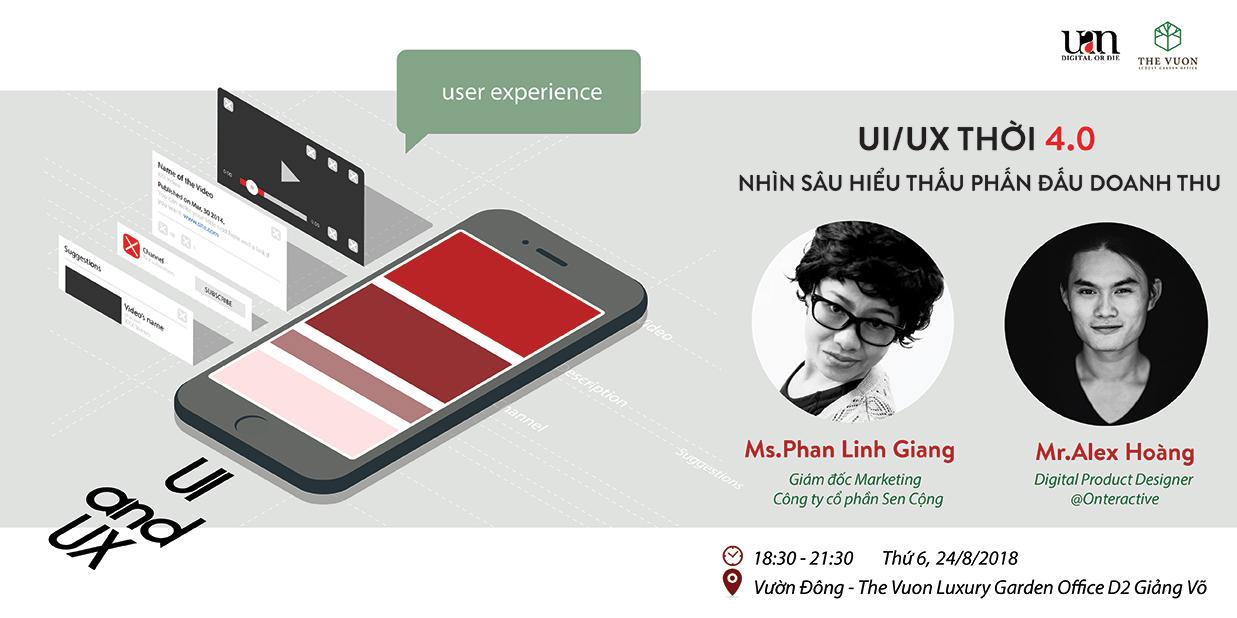 UI UX Event HN