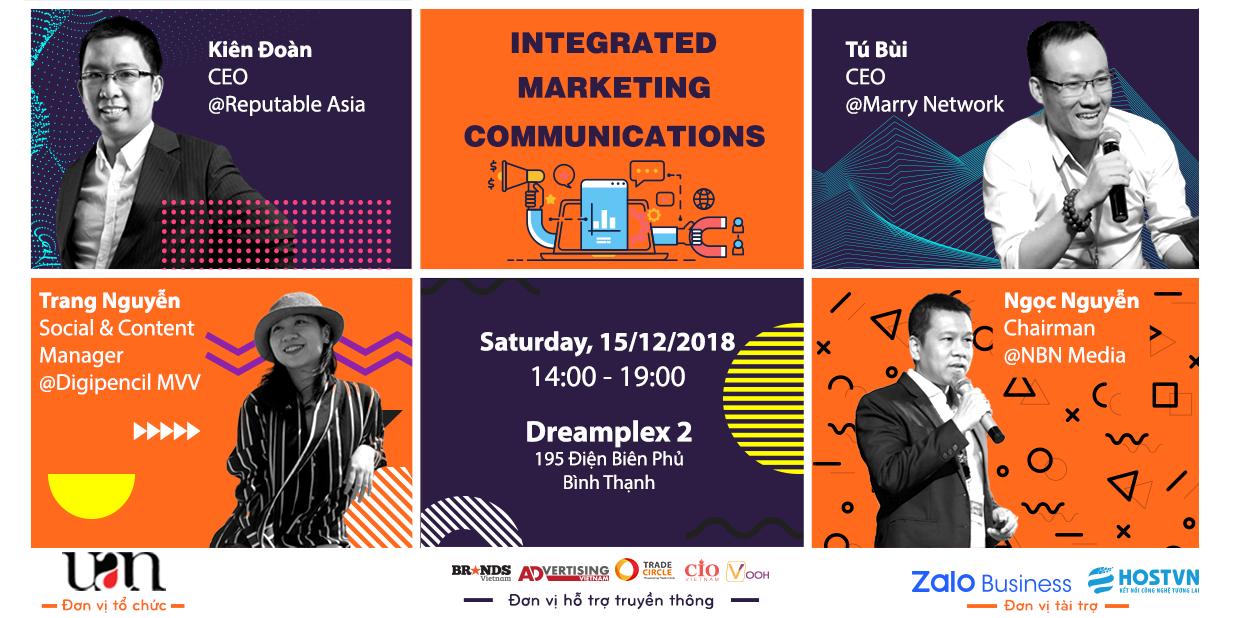 integrated marketing communication UAN event